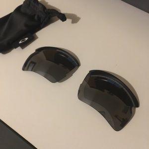 OAKLEY FLAK 2.0 XL Polarized Prizm Black Lenses